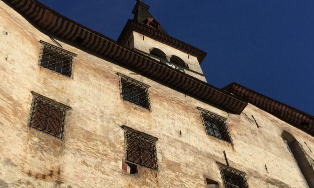 Oravský hrad. Dominanta, ktorú navštíviť len raz nestačí