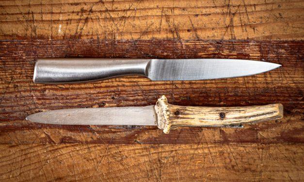 Dobrý nôž? Áno, v kuchyni nesmie chýbať